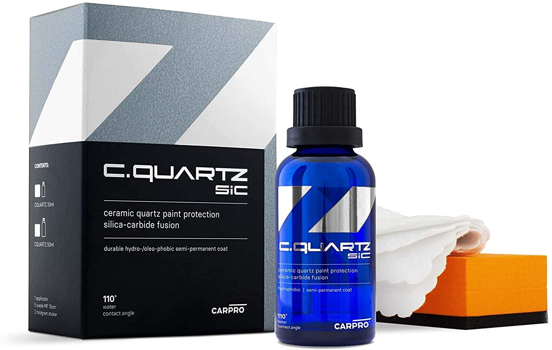 CarPro C.Quartz, keramická ochrana