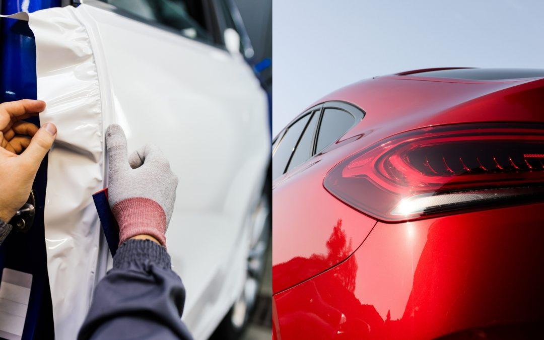 Keramická ochrana VS PPF ochranná fólia – ktoré riešenie bude lepšie pre moje auto?